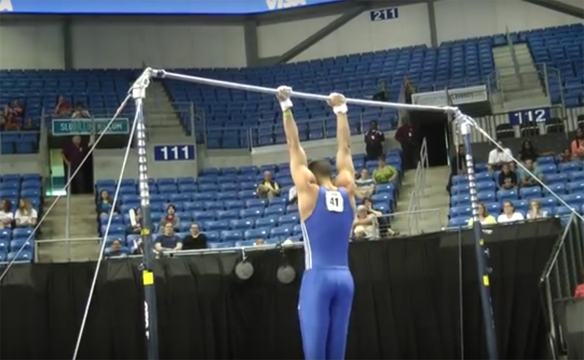Gymnastics drills - Biomechanics, the Physics of the Gymnastic Giant