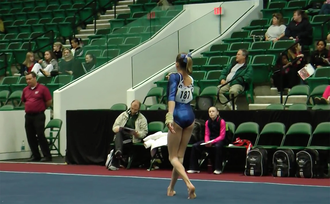 Gymnastics drills - Mistakes Parents Make on Competition Day