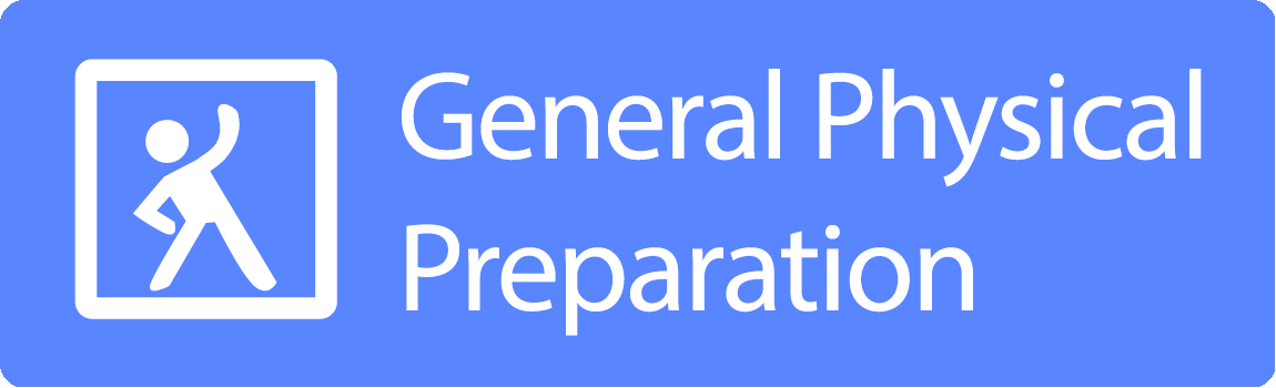 Gymsymbol Topic General Physical Preparation