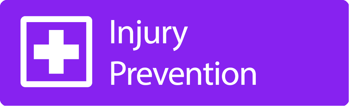 Gymsymbol Topic Injury Prevention
