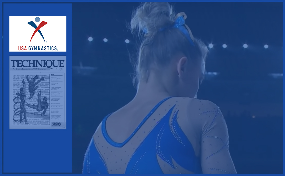 Psychological Strategies Used by Competitive Gymnasts to Overcome the Fear of Injury