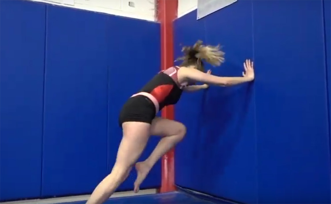 Gymnastics drills - SHIFT, Running Drills
