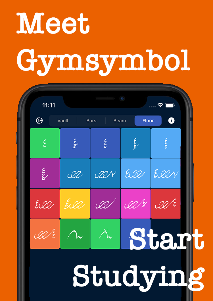 Gymsymbol - the code at your fingertips