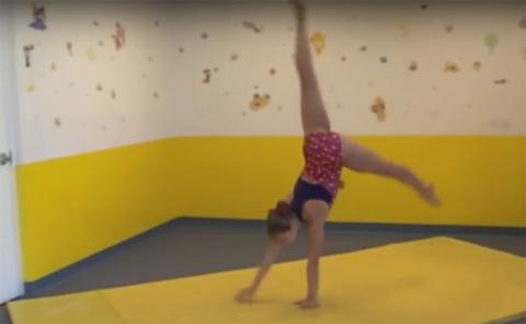 Gymnastics drills - Langley, tinsica