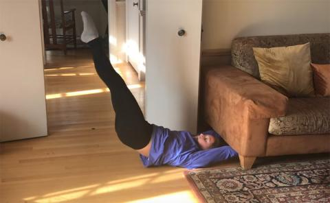 Gymnastics HOME Conditioning by Tony Retrosi